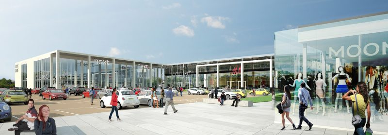 The Springs Leeds shopping & leisure park
