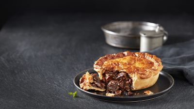 Marks and Spencer best ever steak pie from The Springs in Leeds