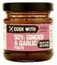 Soy, Ginger & Garlic Paste