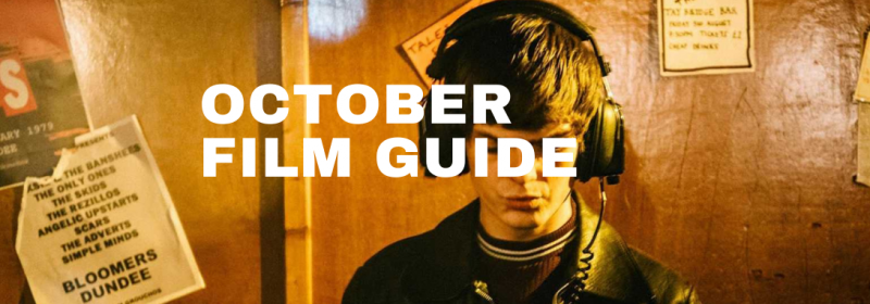 October Film guide
