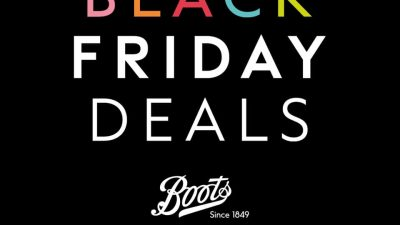 Boots Black Friday Offers