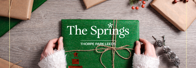The Springs Christmas Gift Guide